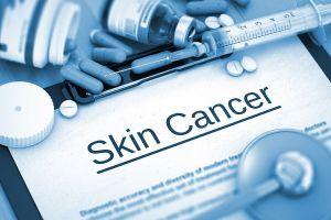 Skin Cancer Syringe, Paperwork & Medicine